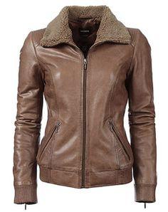 Danier, leather fashion and design. $200 bomber jacket