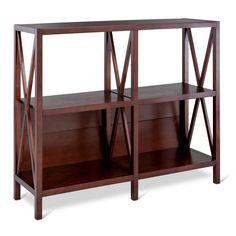 Hamilton Horizontal Bookcase - Threshold™. Image 2 of 2.