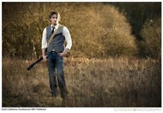 5 Tips for Outdoor Portrait Photography