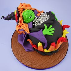 Witches Cake