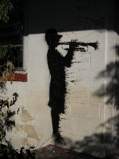 """An original Banksy left hidden in a neighborhood that care forgot and protected by neighborhood """"activists"""""""