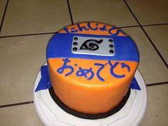 Naruto Cake - Side View   Flickr - Photo Sharing!
