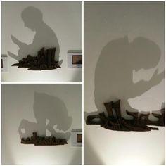 Maysoon and Bassam - Shadow Art