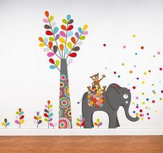 C'est la fête / Stickers muraux / Wall stickers / Design Série-Golo