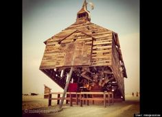 Burning Man Observatory May Turn Black Rock Desert Into An Astronomer's Paradise