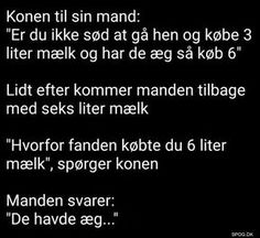 Konen til sin mand Take Off Your Shoes, Fun Cup, Best Quotes, Haha, Wisdom, Spas, Chess, Words, Danish