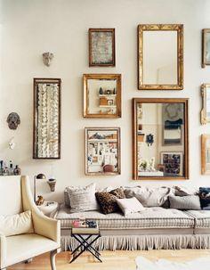 Spiegeltje, spiegeltje aan de wand.. - Roomed | roomed.nl