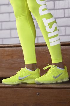 Lighter. Brighter. Bolder. Make a style statement in the gym with the Nike Zoom Fit Agility training shoe. #NikeZoom