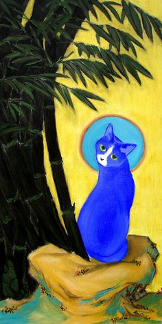 Cat Finger Painting : finger, painting, Kitty, Series, Ideas, Finger, Painting,, Cats,