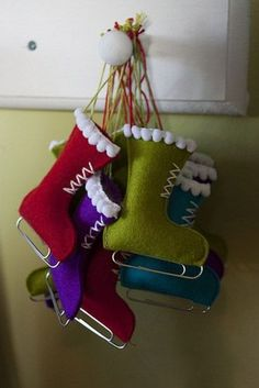 Image Detail for - Simple Craft Ideas, Easy to make Handmade Christmas Decorations