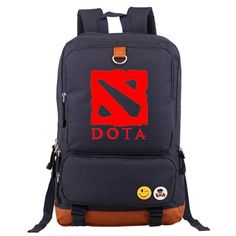 Cheap backpack school bag, Buy Quality school bags for teenagers directly from China bags for teenagers Suppliers: High Quality 2017 New Game Dota 2 Printing Leisure Laptop Men Fashion Backpack School Bags for Teenagers Mochila Escolar bagpack High Quality Backpacks, Dota 2, Herschel Heritage Backpack, School Backpacks, News Games, School Bags, Luggage Bags, Fashion Backpack, Under Armour