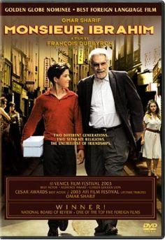Monsieur Ibrahim et les fleurs du Coran (Monsieur Ibrahim) (2003)