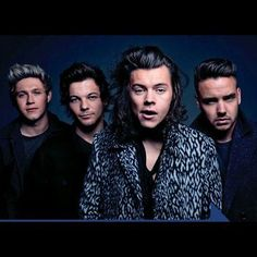 Made In The A.M. photoshoot