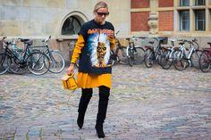The Best Street Style From Copenhagen Fashion Week
