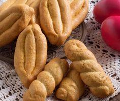 Greek Sweets, Greek Desserts, Greek Recipes, Greek Easter, Greek Cooking, Sweet Cookies, Brownie Cookies, Food Categories, Easter Recipes
