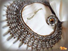 Collar Duokate diseño Isabella Lam y anillo The Queen