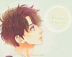 Shishio-sensei (because I love you) by katita-chan.deviantart.com on @deviantART