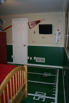 Noahs Sports Room
