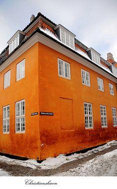 Christianshavn - Copenhagen, Denmark
