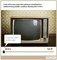 Visual Comparisons - Then and Now | Dianne Hope's e-Portfolio