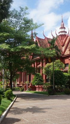The National Museum, Phnom Penh, Cambodia