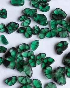 IEEX Emeralds -  Mixed parcel of trapiche Colombian emeralds from the mines of Peñas Blanca, 2 hours from Muzo. Total weight 140 carat - available now by email only:  Enquiries - info@ieex.com.co