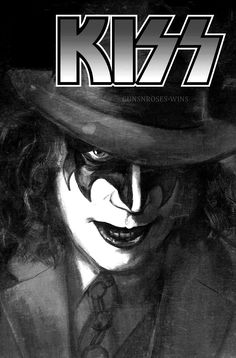 Kiss Art, Hot Band, Gene Simmons, Groupes, Makeup Art, Rock Bands, Rock N Roll, Iphone Wallpaper, San Francisco