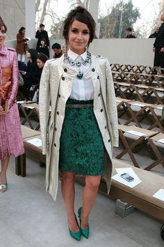 ロシア発のモードクィーン、ミロスラヴァ・デュマ。(6)|ファッション(流行・モード)|VOGUE JAPAN