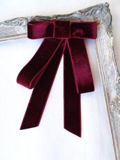 White Bow Tie, Red Bow Tie, Velvet Bow Tie, Velvet Ribbon, Bee Brooch, Flower Brooch, Women Bow Tie, Dance Accessories, Red Jewelry