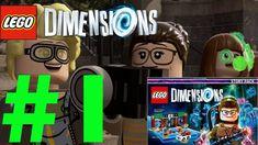 LEGO Dimension FR Story Pack S.O.S Fantomes 2016 Episode #1