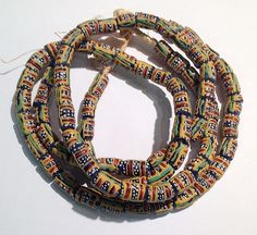 African Sand Cast Beads