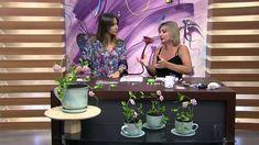 Mulher.com 25/02/2015 Flor de cera em biscuit por Alessandra Assi Parte 2