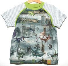 Junge Drachenfans im coolen Sommerlook #trendy #kids