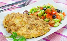 piept de pui crocant la cuptor Romanian Food, Pinterest Recipes, Cooking Time, Food Videos, Risotto, Macaroni And Cheese, Main Dishes, Breakfast Recipes, Good Food