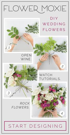 diy wedding bouquet * diy wedding decorations _ diy wedding _ diy wedding centerpieces _ diy wedding invitations _ diy wedding favors _ diy wedding decorations on a budget _ diy wedding arch _ diy wedding bouquet Wedding Flower Guide, Diy Wedding Bouquet, Diy Bouquet, Diy Wedding Flowers, Floral Wedding, Silk Flower Bouquet Diy, Diy Wedding Flower Arrangements, Diy Boutonniere, Cascading Bridal Bouquets