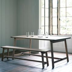 Witham Oak Dining Table