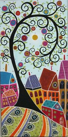 kb and karla - kb and karla , kb and karla couple , kb and karla apartment , kb and karla vacation Karla Gerard, Cool Art Drawings, Naive Art, Mexican Folk Art, Easy Paintings, Whimsical Art, Surreal Art, Pebble Art, Mandala Art