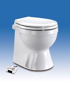 Vähän vettä kuluttava aurinkosähkökäyttöinen WC