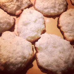 Biscuits à la noix de coco faciles et rapides à faire -  Coconut biscuits fast and easy #faitmaison #cuisine #food #homemade #biscuit #patisserie #noixdecoco #eating #foodpic...