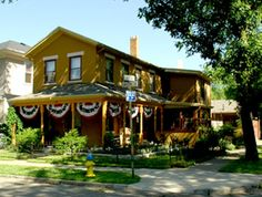 My Grandfather's Garden Bed & Breakfast. The Inn, located in the historic Oregon Arts District, is #Dayton's oldest operating B&B.