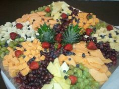 Lookout Steakhouse  Gulfport, MS  Catering- LBR Catering Fruit Tray