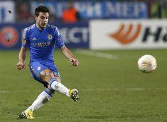 Chelsea Football Club. Cesar Azpilicueta
