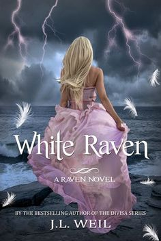 White Raven J.L. Weil (Raven Series, #1) Publication date: March 27th 2015 Genres: Paranormal Romance, Young Adult Synopsis : DREA...