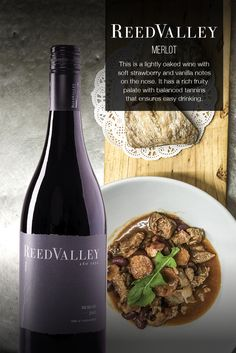 ReedValley Wine in South Africa offers reds that are dark and spicy, yet elegant, and fresh and fruity whites, perfect for everyday enjoyment. Spicy, Strawberry, Appliances, Wine, Fresh, Easy, Food, Wine Pairings, Gadgets
