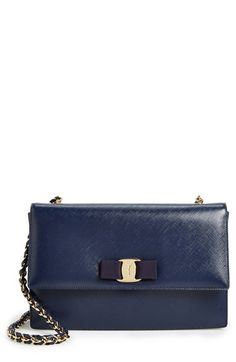 Salvatore+Ferragamo+'Ginny'+Shoulder+Bag+available+at+#Nordstrom