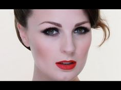 Pixiwoo | BOND GIRL: 'Xenia Onatopp' GOLDENEYE MAKEUP (but, I'd prob go with a nude or pinky lip)