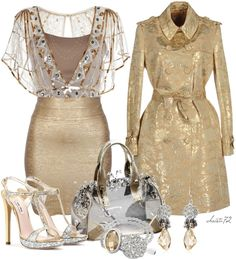 """Gold Goddess"" by christa72 on Polyvore"