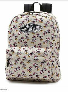 Disney and Vans® Disney Backpack, Vans Backpack, Minnie Mouse Backpack, Disney Purse, Backpack Bags, Mickey Mouse, Vans School Bags, Vans Bags, Vans Disney