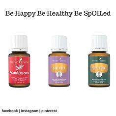 Be Happy Be Healthy Be SpOILed