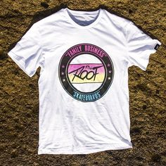 The Roof City Tee  theroofskateboards.com